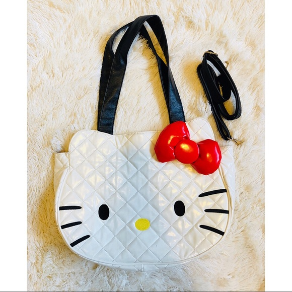 d94d53c2f9f5 Loungefly Handbags - Sanrio  hello kitty purse